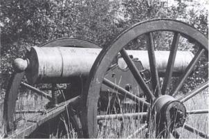24 Pounder Howitzer
