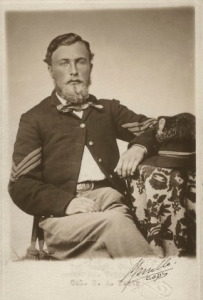 Herman Hunicke, 4th Missouri Volunteers. Courtesy, Missouri History Museum