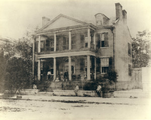 Berthold Mansion Minute Men Headquarters, Courtesy of the Missouri History Museum