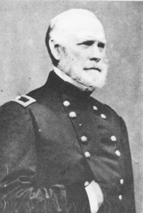 Brigadier General William S. Harney