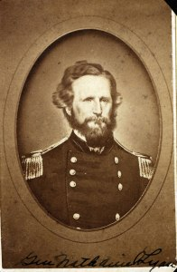 Captain Nathaniel Lyon